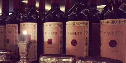 Masseto Dinner at Murano