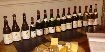 northern rhone bottles