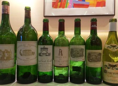Le Crunch Bottles at La Trompette