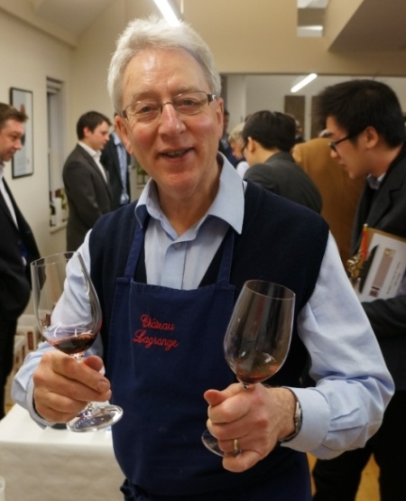 Michael Schuster - BI Bordeaux 10 Years On Tasting