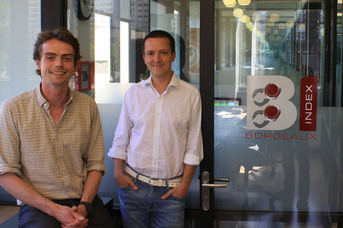 Jon Roach (right) and Joe Marchant (left) head up BI's new LA office in the USA