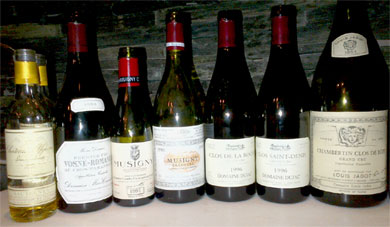 A Burgundy wine dinner in Hong Kong with BI's Guy Ruston