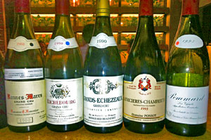 The Usual Suspects: Top Burgundies with BI HK at St Bettys